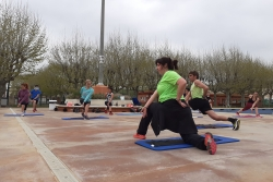 Les sessions especials han combinat Body Pump, Body Combat i Ball