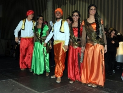 Primer premi grup adult - Bollywood