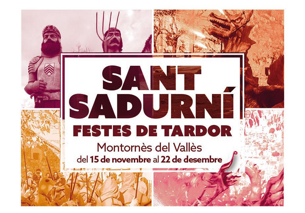 Sant Sadurní 2019 Ajuntament De Montornès Del Vallès
