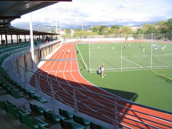 Resultado de imagen de campo futbol montornes del valles