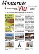 Enllaç amb el butlletí d'informació municipal Montornès Viu - Número 27 - Març 2004