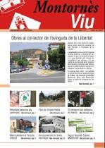 Enllaç amb el butlletí d'informació municipal Montornès Viu - Número 31 - Juliol 2005
