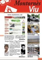 Enllaç amb el butlletí d'informació municipal Montornès Viu - Número 34 - Juliol de 2006