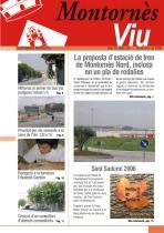 Enllaç amb el butlletí d'informació municipal Montornès Viu - Número 35 - Novembre de 2006