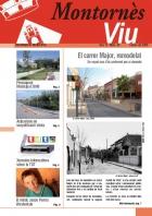 Enllaç amb el butlletí d'informació municipal Montornès Viu - Número 40 - Febrer de 2008