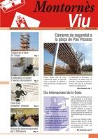 Enllaç amb el butlletí d'informació municipal Montornès Viu - Número 41 - Març de 2008