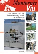 Portada Montornès Viu - Número 43 - Maig de 2008