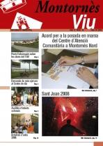 Portada Montornès Viu - Número 44 - Juny de 2008
