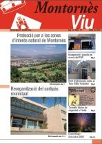 Portada Montornès Viu - Número 45 - Juliol de 2008