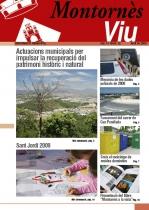 Portada Montornès Viu - Número 52 - Abril de 2009