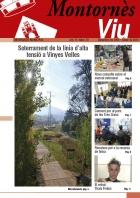 Portada Montornès Viu Número 59 - desembre 2009 / Gener 2010