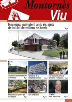 Portada Montornès Viu Número 62 - Abril de 2010