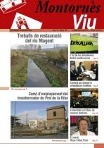 Portada Montornès Viu - Número 69 - desembre 2010 / Gener 2011