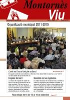 Portada Montornès Viu - Número 72 - Juliol 2011