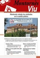 Portada Montornès Viu - Número 73 - Novembre 2011