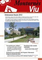Portada Montornès Viu - Número 74 - Desembre de 2011