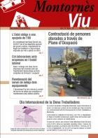 Portada Montornès Viu - Número 75 - Febrer / Març 2012