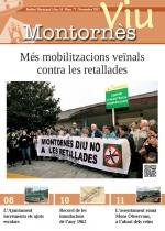 Portada Montornès Viu - Número 77 - Novembre 2012