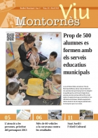 Portada Montornès Viu - Número 81 - Abril de 2013