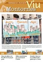 Portada Montornès Viu - Número 63 - Juny de 2013