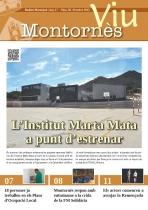 Portada Montornès Viu - Número 85 - Octubre 2013