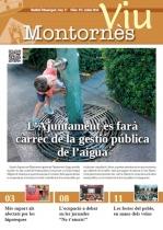 Portada Montornès Viu - Número 93 - Juliol 2014