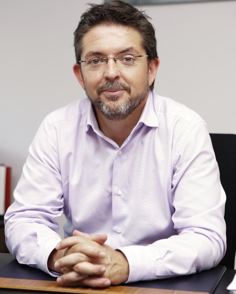 L'alcalde, José A. Montero