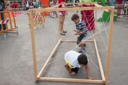 "20/09/2014 - Gimcana infantil: ""Ruta del bambú IV"""