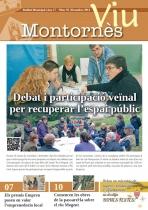 Portada Montornès Viu - Número 95 (Desembre de 2014)
