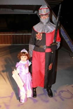 """2n Premi parella mixta: """"La princesa i el seu cavaller"""""""