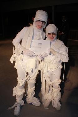 "2n Premi parella infantil: ""Momias"""