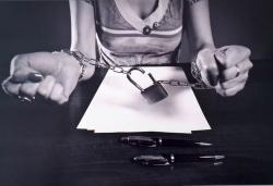 """1r Premi: """"Allibera't i escriu la teva història"""" Autor: Iván Collado"""