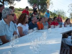 21-06-2015 - Tast de vins a Mons Observans