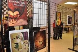 Exposició de cartells al Casal de Cultura