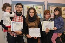 Guanyadors del Concurs de Cartells de Carnaval 2012