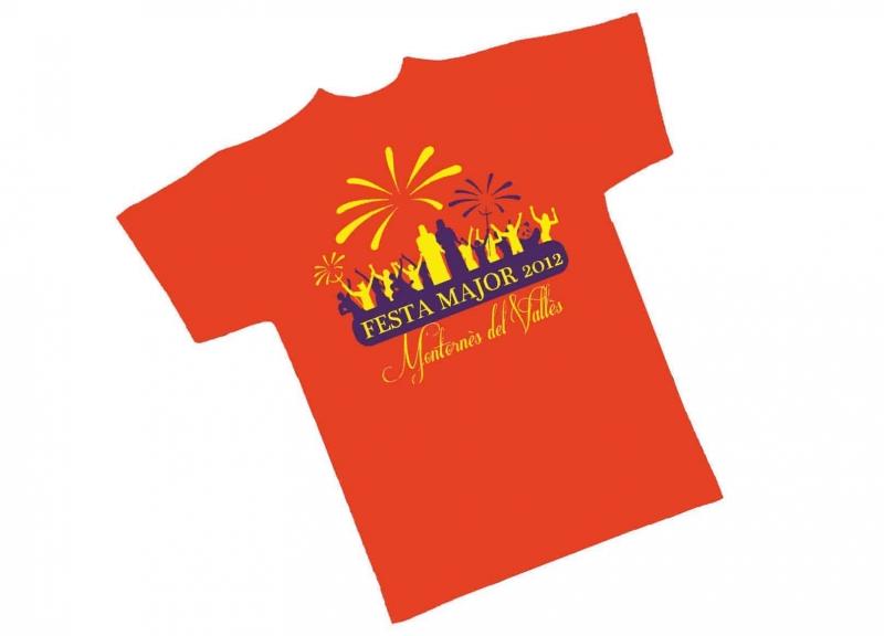 La samarreta de Festa Major 2012