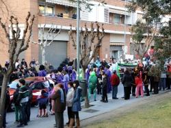 Rua de Carnaval per carrer de Federico García Lorca