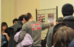 Exposició de cartells a la Sala Riu Mogent del Casal de Cultura