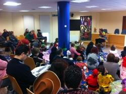 Carnaval a la Biblioteca