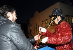 L'alcalde cedeix la vara de manar a SM Carnestoltes