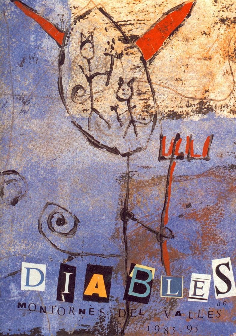 Diables de Montornès del Valles 1985-1995