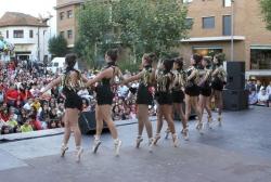 Demostració de dansa i música