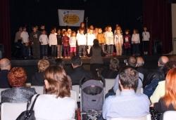 22-11-2009 - Ginkama musical infantil i actuació de conjunts vocals i instrumentals
