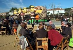 28-11-2009 - Festa infantil amb inflables i jocs a la Bòbila, i botifarrada solidària