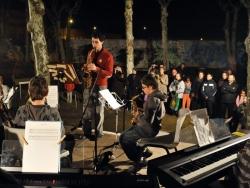 17 de febrer - Dimecres de Cendra - Actuació de la Jazzband de l'Escola Municipal de Música