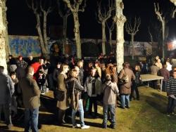 17 de febrer - Dimecres de Cendra al pati del Casal de Cultura