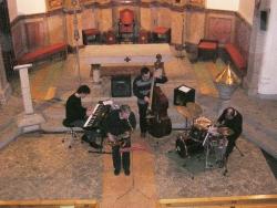 26-11-2006 - Concert de jazz a l'església de Sant Sadurní (activitat inlosa al programa de Sta. Cecília)