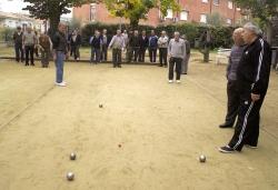 25-11-2006 - Campionat de petanca als jardins de Can Xerracan