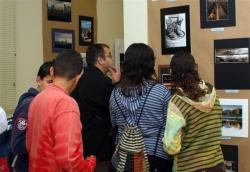 22-11-2007 - Lliurament de premis i inauguració de l'exposició dels Premis de fotografia Sant Sadurní 2007