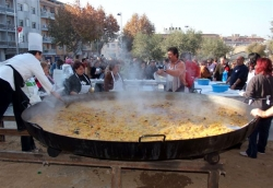 29-11-2007 - Paella popular Sadurnina